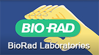 Biorad video thumbnail, narrated by Jamie Ramage - Voiceover talent - Male